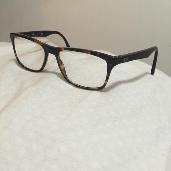 53f1ae46d1f Real Ray Ban prescription glasses. Tortoise. M 56aac3cc6a5830719c001746