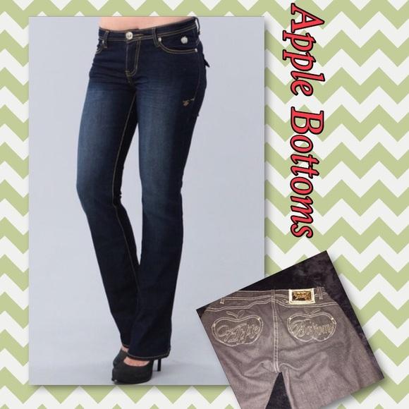 5b9b6ae37dd Apple Bottoms Denim - NWOT! Apple Bottom Signature jeans