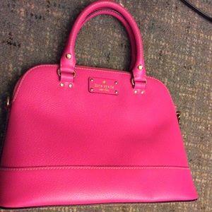 Kate Spade handbag pink.