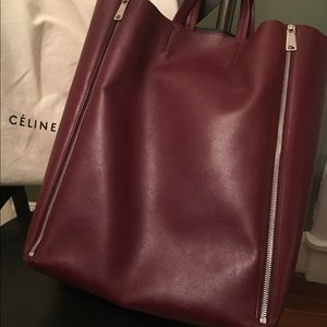 Celine tote on Poshmark