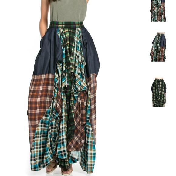 0f9d17108f8 Skirts | Designer Boutique Tov Holy Damsel Maxi Skirt | Poshmark