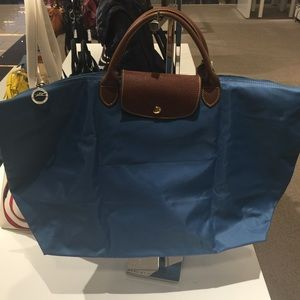 Brand new longchamp travel bag