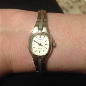 Pulsar Accessories - Pulsar women's silver tone watch