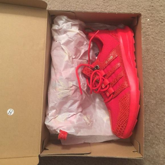 pretty nice 6a043 7dbf5 Adidas Shoes | Mens Sl Loop Runner Trred Reptile | Poshmark