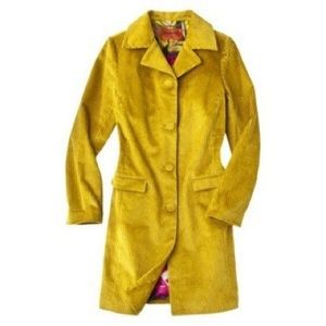 Missoni Jackets & Blazers - [Missoni x Target]corduroy trench coat