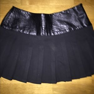 Ciello couture Dresses & Skirts - Nordstrom Kim K black pleated couture skirt medium