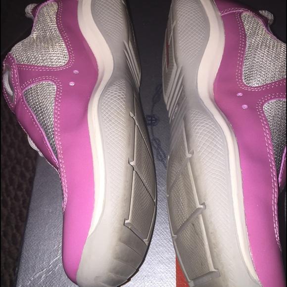 pink prada look alike shoes