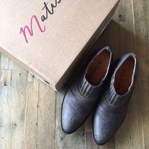 d32de9a31873 Matisse Shoes   Roscoe Boots New   Poshmark