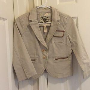 Abercrombie & Fitch blazer
