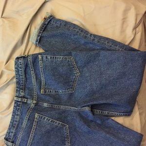 Flash sale! Vintage High Waisted Mom Jeans