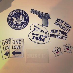 Brandy Melville Other - FINAL SALE!! Brandy Melville stickers!
