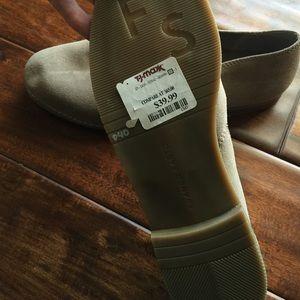 Franco Sarto Shoes - NWT Franco Sarto tan suede flats