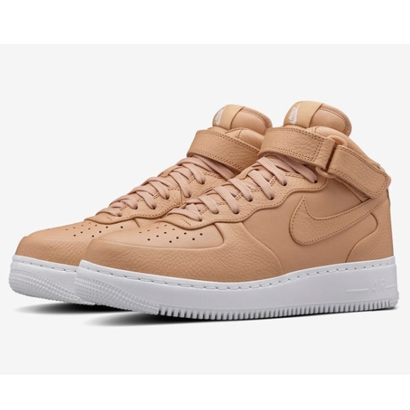 new product c5a10 c3300 Nike Shoes | Iso Lab Air Force 1 Mid Vachetta Tan | Poshmark