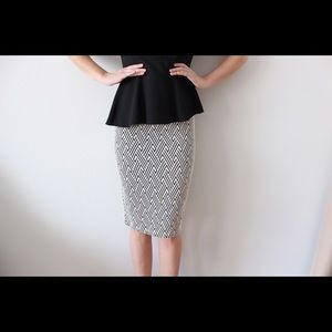 ⭐️HOST PICK⭐️ Zara skirt