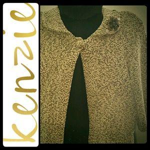 kenzie Sweaters - Kenzie Ladies Cardigan