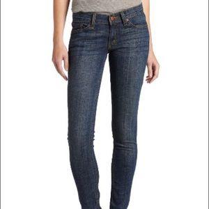 Levi's Denim - Levis Too Super Low 524 Jeans