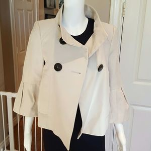Zara Off white jacket