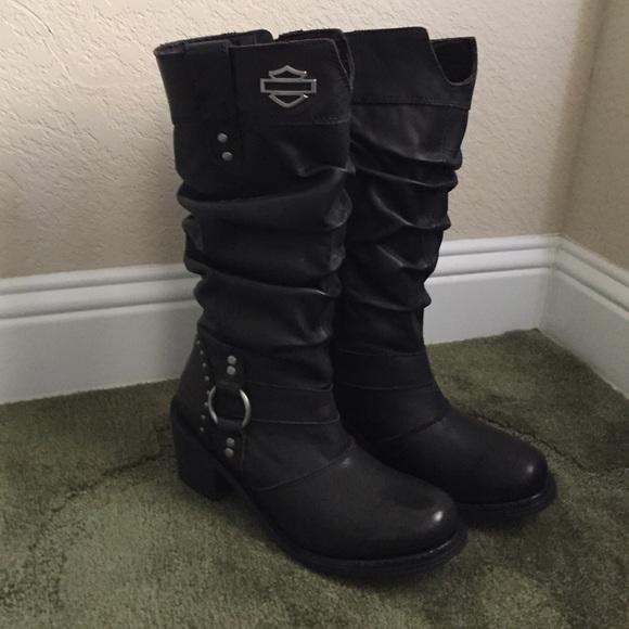 f45e67ece541 Harley Davidson Shoes - Harley Davidson Women s Jana Boots