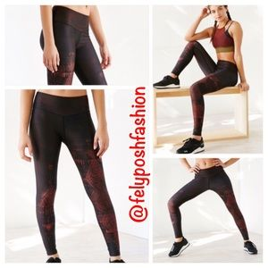 Without Walls Pants - Without Walls Printed Cropped Legging