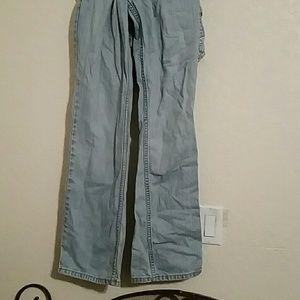 Levis bootcut jeans