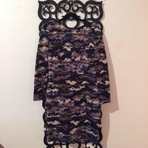 Ivy & Blu Dresses - Camouflage dress