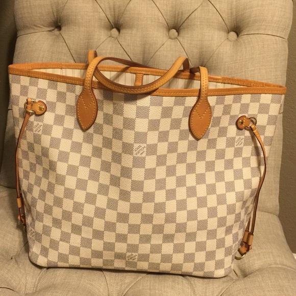 Louis Vuitton Bags   Trading W Lvconsignment Lv Neverfull Mm   Poshmark 7632fe00b8
