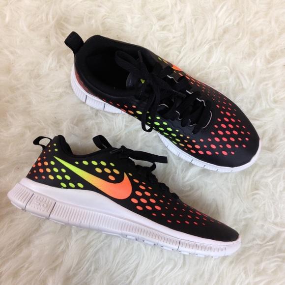 Nike Free Run 5.0 Running Shoes Women s 7 Kids 6 85ace0487