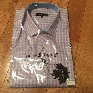 Jared Lang Other - Jared Lang men's button down casual shirt.