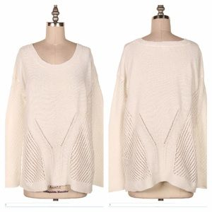 HP Knit Dolman Sweater