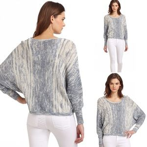 BCBGMaxAzria Cropped Sweater