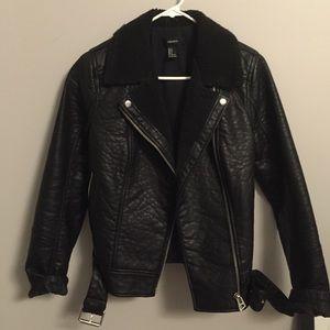 F21 Moto Jacket
