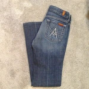 Seven7 Denim - Seven for All Mankind Jeans