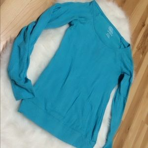Tops - Tight Fitting Long Sleeve Top