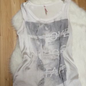 Tops - Graphic Tank Top