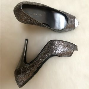 Shoes - Glittery Sparkley Heels