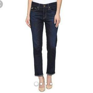 Vera Wang Denim - Vera Wang Navy Crop Jeans