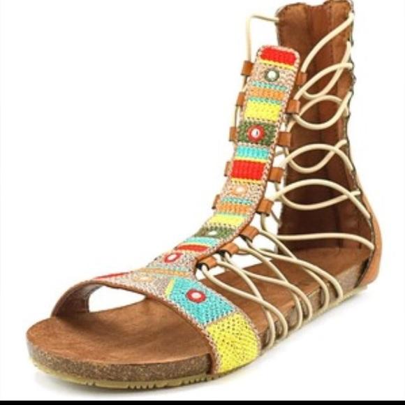 a62dc27efe1a M 5730d72bc6c795e73b000905 Source · MIA Shoes Bollywood Sandals Poshmark