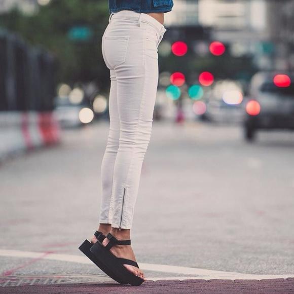 3632dbc5838993 Teva Women s Flatform Platform Ankle Sandal
