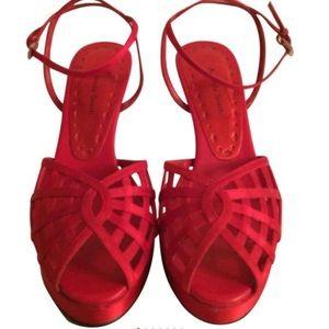 Amanda Smith Shoes - ☔Amanda Smith Red Heels