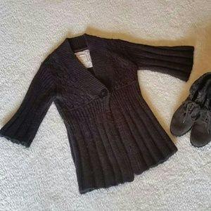 kenzie Sweaters - Kenzie gray cardigan small