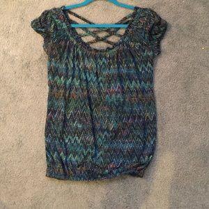 Zigzag shirt