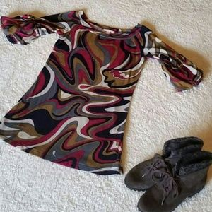 Romeo & Juliet Couture Tops - Romeo and Juliet Couture tunic size small