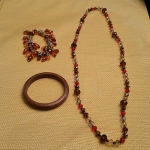 Jewelry - Necklace and Bracelets