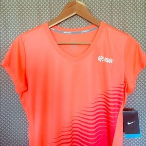 Nike Tops - Nike Dri-Fit Running Tee