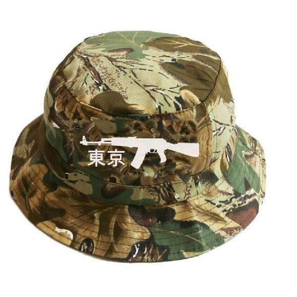 0ffe1fe4a18 DopePremium Bucket Hat AK-47 Camo