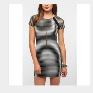 Lucca Couture Dresses & Skirts - Striped BodyCon Dress