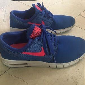 Nike SB Janoski Air Shoes