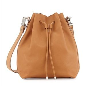 Proenza Schouler Buffalo Large Bucket Bag w/ Pouch