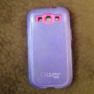 Galaxy S3 Otter box phone case