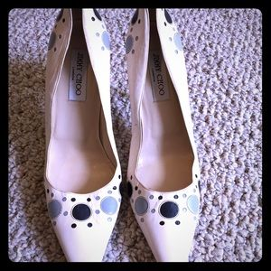Jimmy Choo Pointy Toe Pump